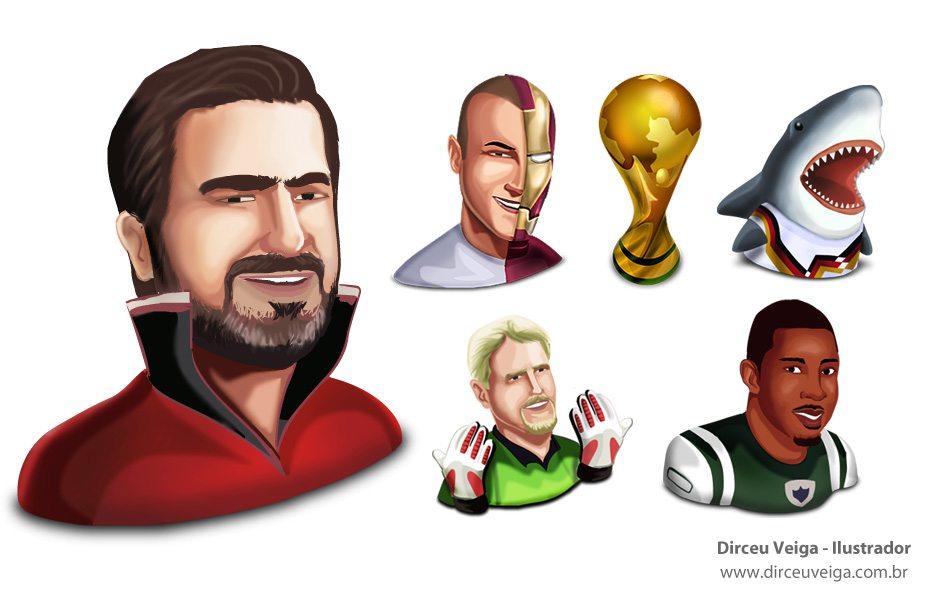 Ilustrador Freelancer - Ilustração Realista