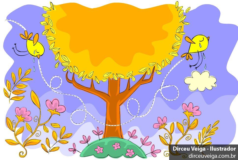 Ilustrador Freelancer - Ilustração Infantil
