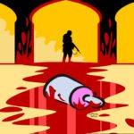 Charge Guerra Na Síria – Ilustrador Dirceu Veiga