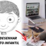 Como Desenhar Rosto Infantil Passo a Passo