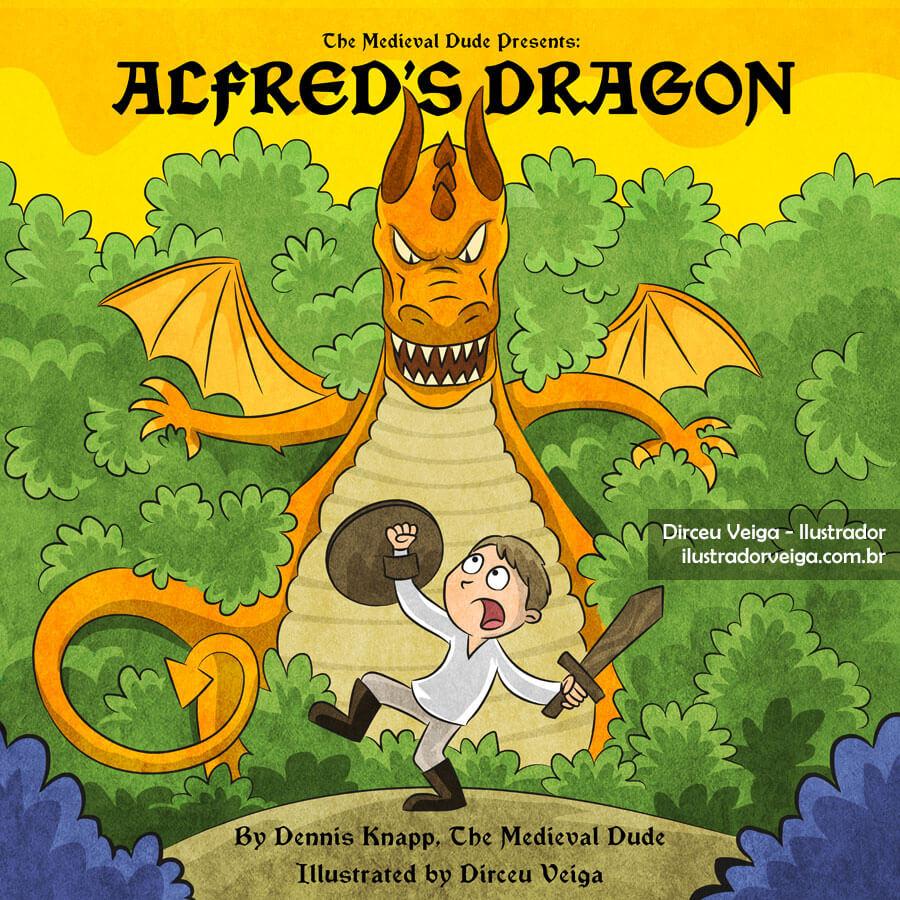 Ilustração para Livro Infantil Independente