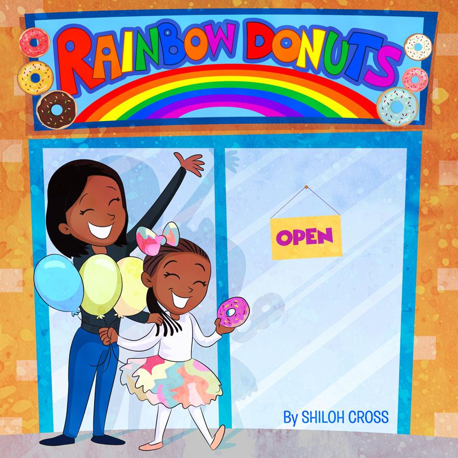 Ilustração para Capa de Livro Infantil